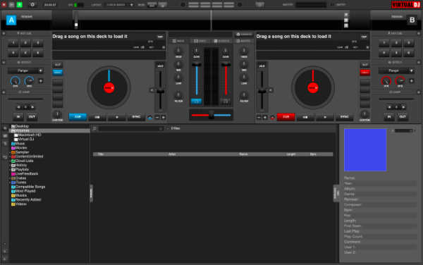 Virtual DJ 2019