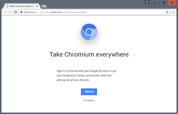 Download Chromium