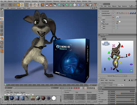 Download Cinema 4D