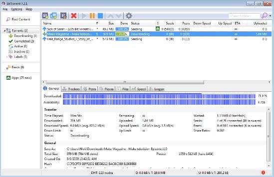 Download BitTorrent